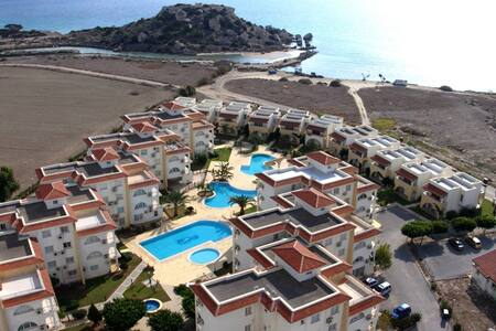 2+1  Apartments Sea Front  Location . - Kalecik - Διαμέρισμα
