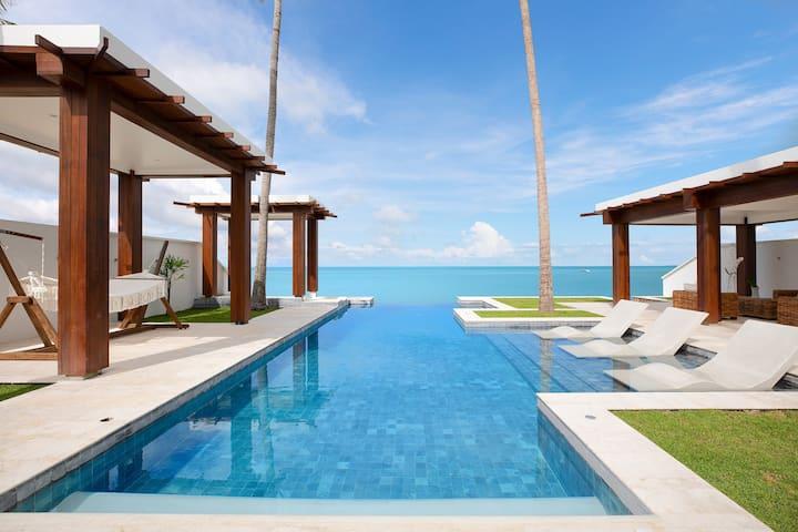 Villa Hanna - Beach Front Koh Samui