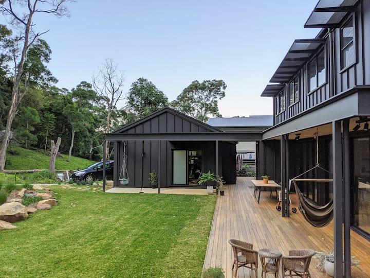Modern Treetop Oasis