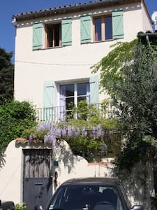 Pretty village house with garden - La Garde-Freinet - Haus