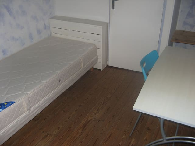 Abbeville, chambre 1 pers  - Abbeville - บ้าน