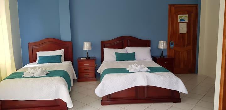 Hostal Jeniffer, Isla Isabela- Galápagos. Hab # 1