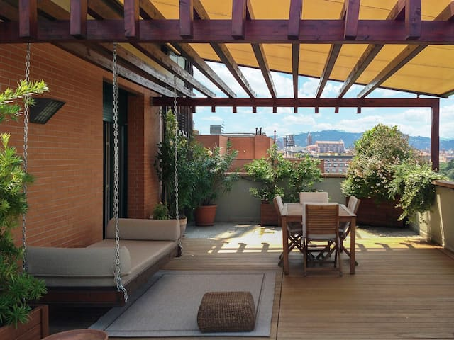 Stylish one Bedroom Apartment - Bologna - Huoneisto