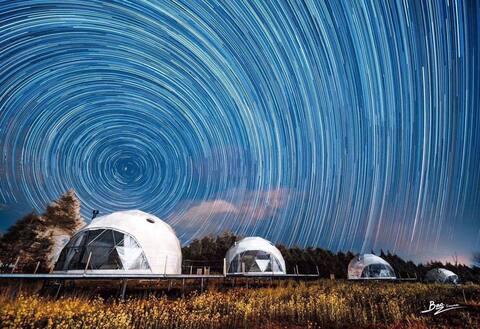 仙旅玉湖农庄星空帐篷营地