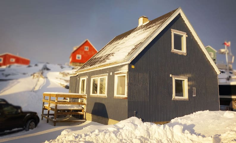 Vandrehus i midten af Nuuk - Nuuk - Casa