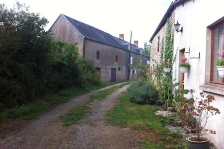 Gite, Sainte Mere Eglise, Normandy - Amfreville