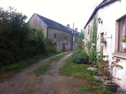Gite, Sainte Mere Eglise (Amfreville 50480)