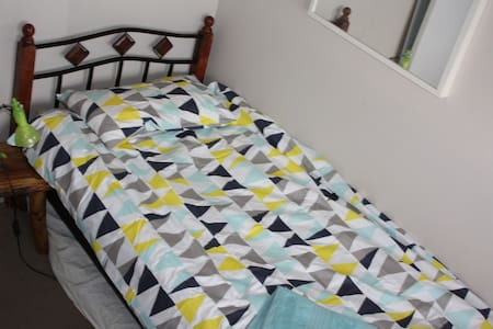 Private Room - Single Bed - Spearwood