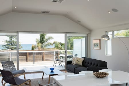 STUNNING SEASIDE RETREAT - Seacliff
