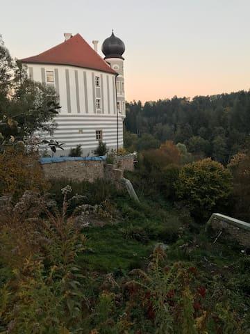 Castle Regensburg near Regensburg