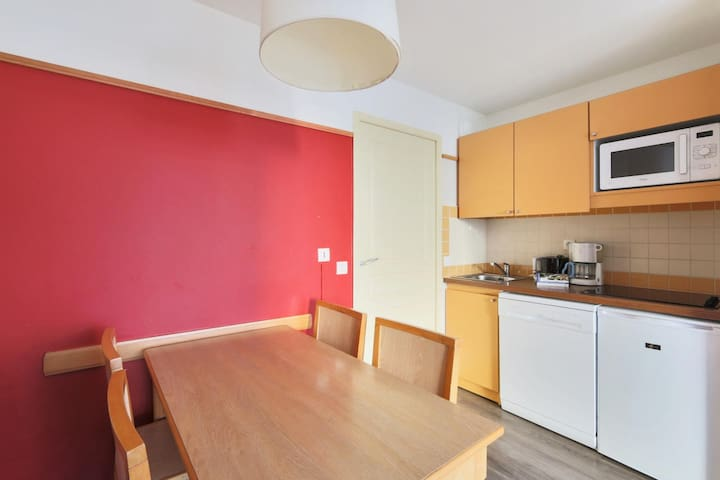 Appartement 2 pièces 5 personnes Sélection