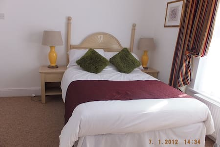 Double room with Shower and WC - Northfleet - Bed & Breakfast