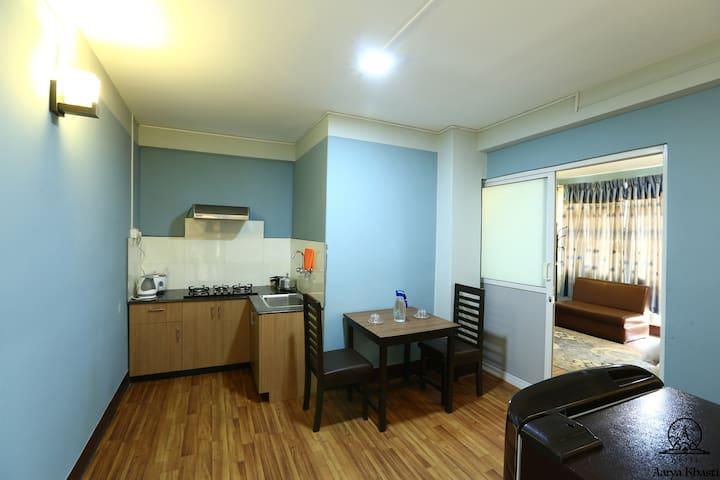 Aarya Khasti Apartments