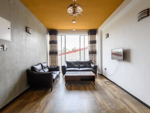 Amaze Residence.Modern luksusleilighet med 2 soverom .3