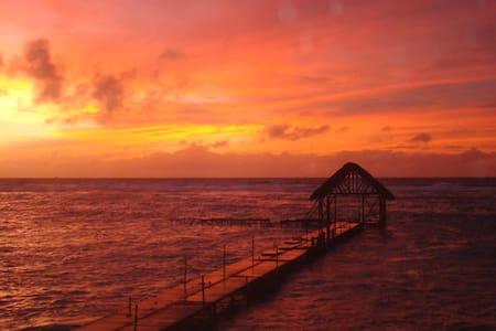 Rent a flat with Ocean view - Trou-aux-Biches