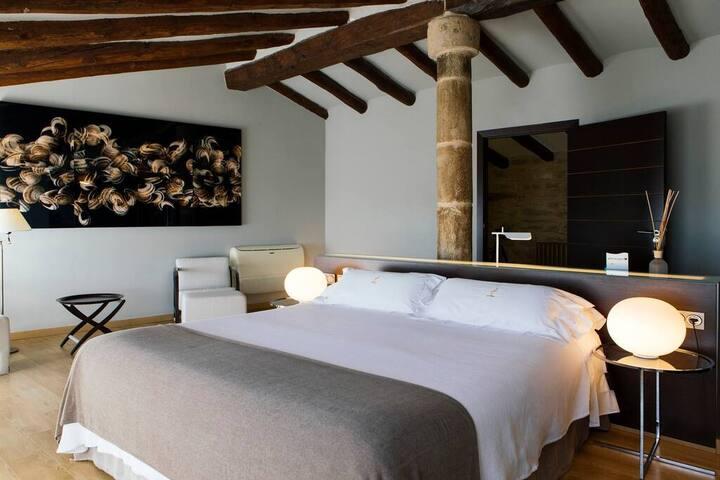 Suite con Balcón - Hojiblanca, Hotel Cresol