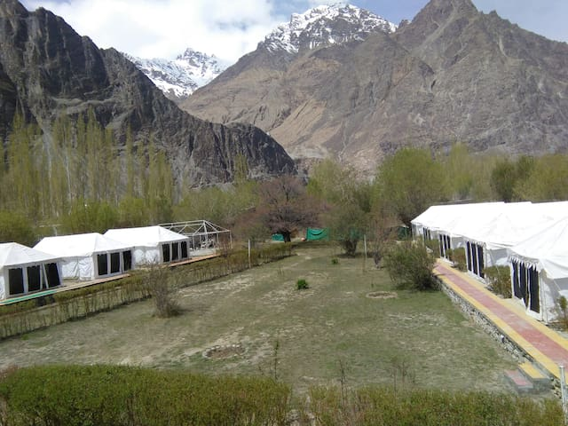LADAKH SUMMER CAMP NUBRA