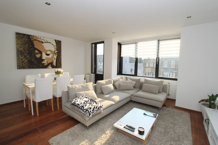 Modern fully furnished flat - Antwerpen - Wohnung