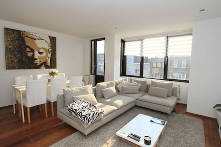Modern fully furnished flat - Antwerpen - Appartement