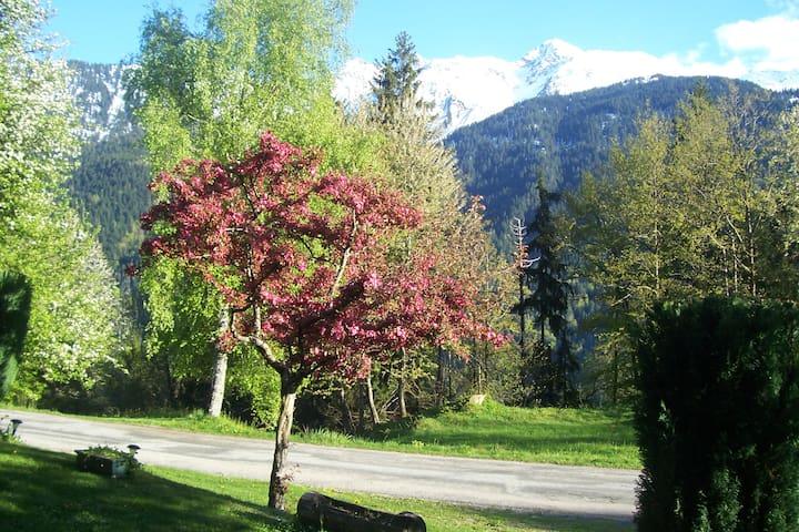 Chalet en Savoie au pays du Mont Blanc