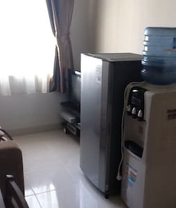 sewa apartment pinewood jatinangor