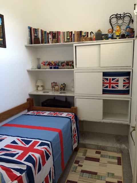 Room for 1 person in Bela Vista