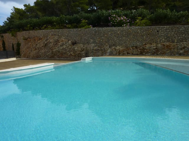 Beautiful Ibiza House in Roca Llisa - Roca Llisa - Haus