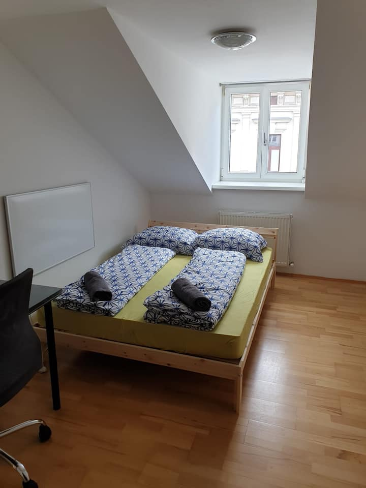 Private room in Vienna, HBH, subway, AR23-D