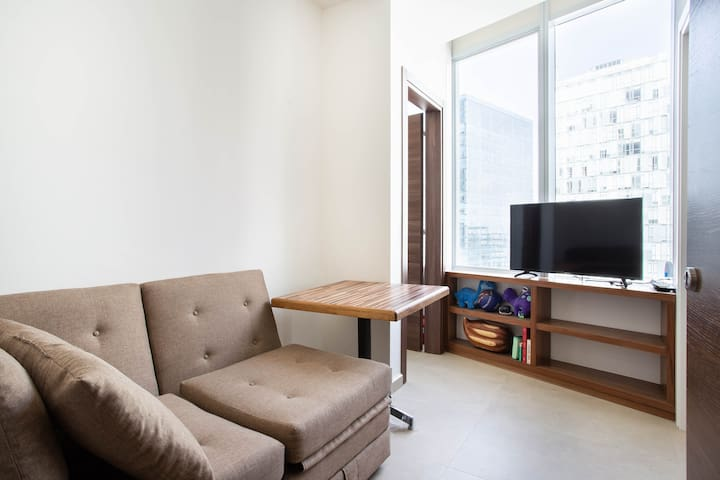 The Most Urban and coziest Apt in Plaza Carso