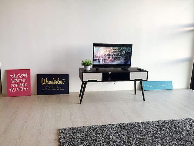 Cozy & Convenient Suite @ The Square One City - Subang Jaya - Wohnung