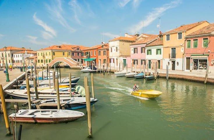 CA' BOHEMIENNE VENISE, free wi-fi! - Venezia - Flat
