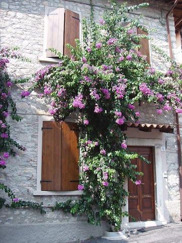 Wonderful house in Gargnano center - Gargnano - House