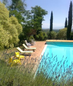 FAMILY AND FRIEND'S HOME IN CHIANTI CLASSICO - Gaiole In Chianti - บ้าน