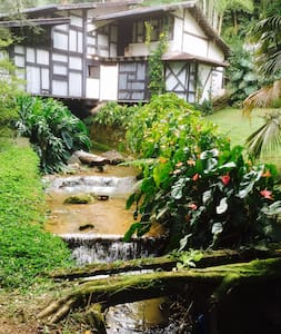 Aconchegante casa na serra - Teresópolis