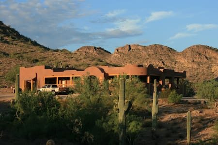 Secluded Desert Mountain Retreat - Queen Creek