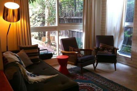 Retro Apartment in heart of Fitzroy - Fitzroy