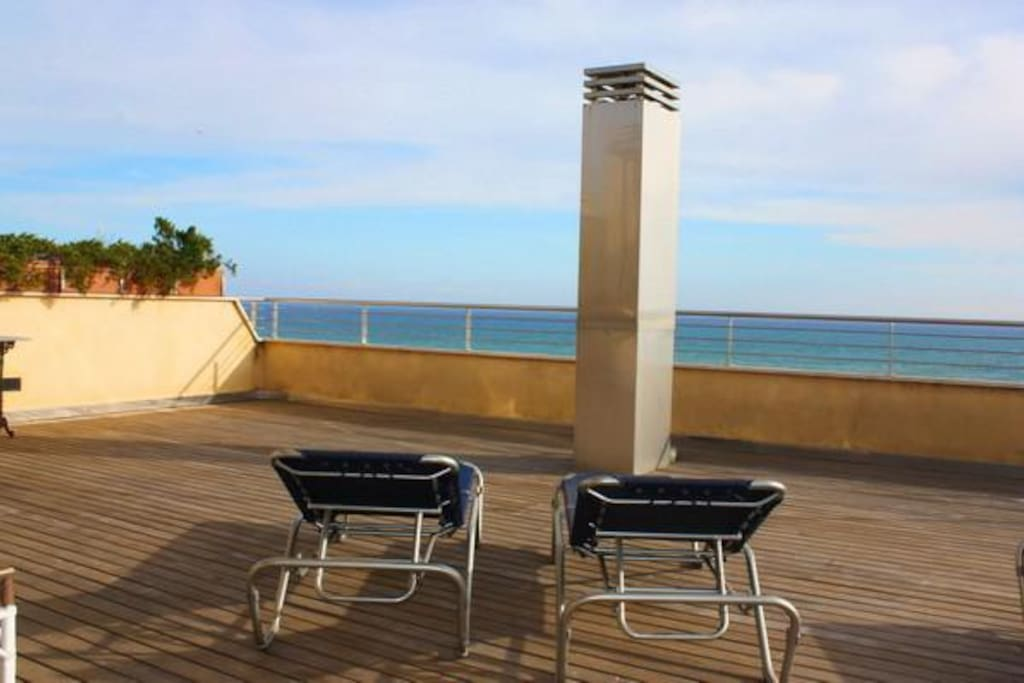 Fant stico tico duplex con piscina apartamentos en - Piscinas en palma de mallorca ...