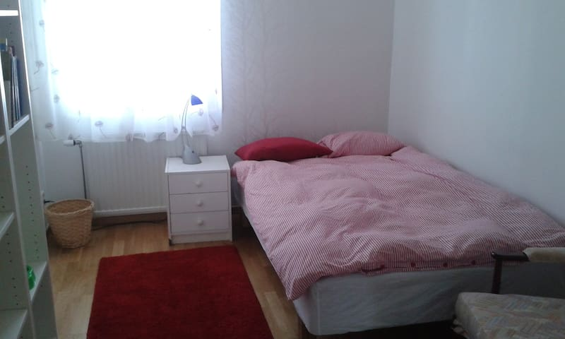 Perfect room in central Stockholm