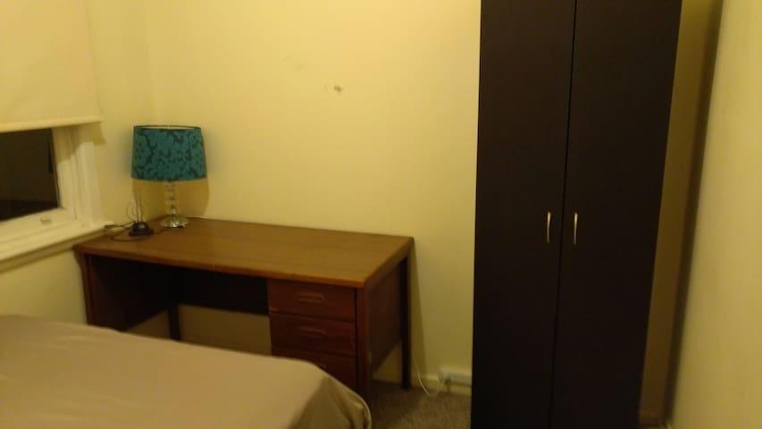 Beacon Hill Guest Suite