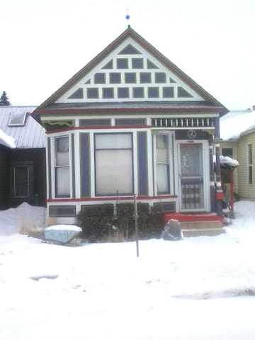142 W 7th street Historic victorian - Leadville