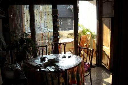 Appart charmant au cœur des Alpes - Cluses - Apartament