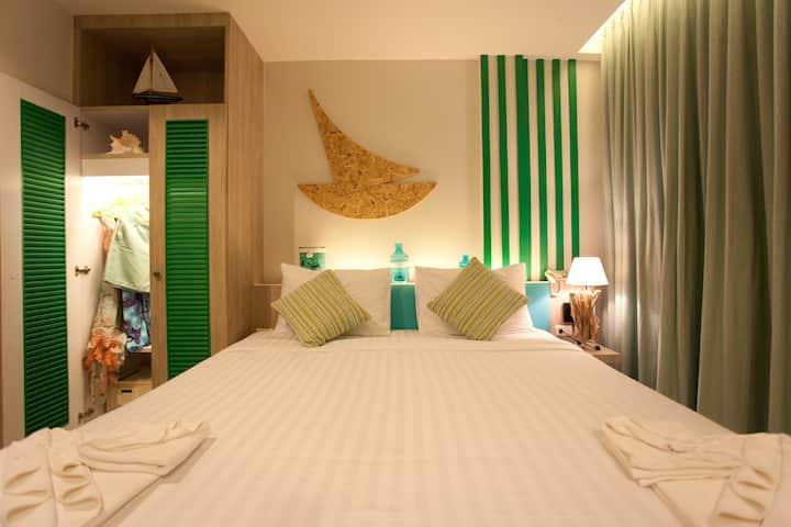 Beautiful Boutique Stay Convenient in Kata Center