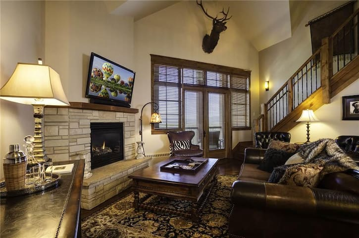 Highmark Steamboat Springs - HM6A - Steamboat Springs - Appartement en résidence