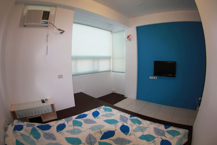 Crazy Diver Hostel-Double Room - Hengchun Township