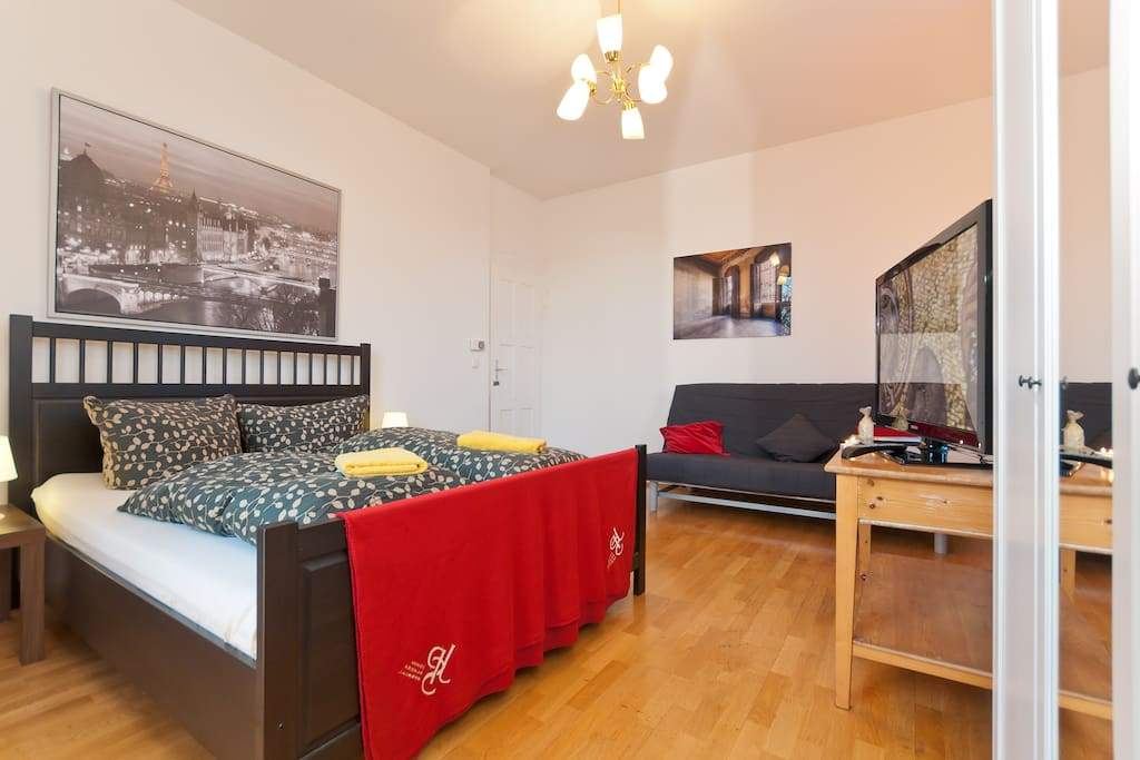 Gästezimmer München Zimmer 1