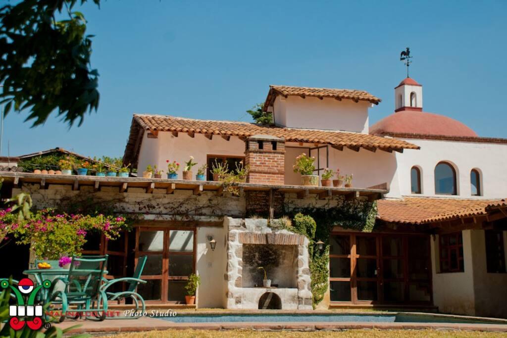 Casa de huéspedes Las Bugambilias B&B
