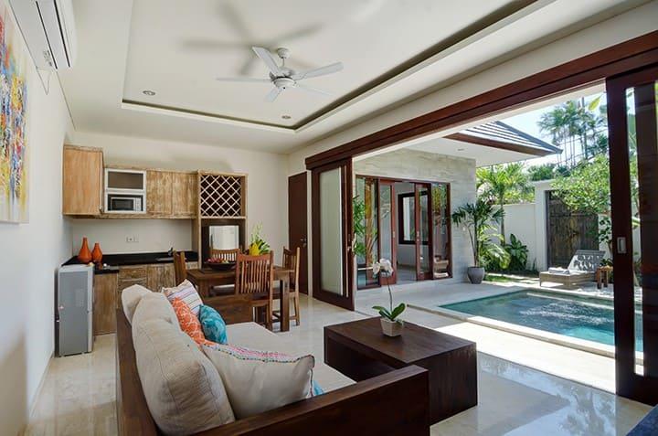 🍎Sanur- Couples romantic retreat - private Villa