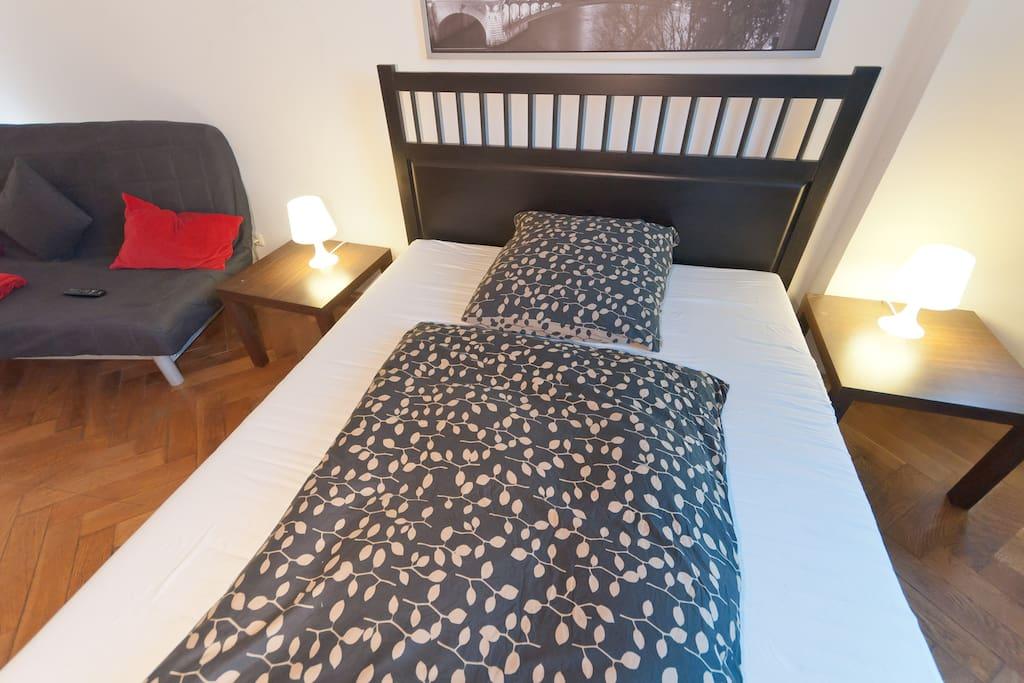 Gästezimmer München Zimmer 3