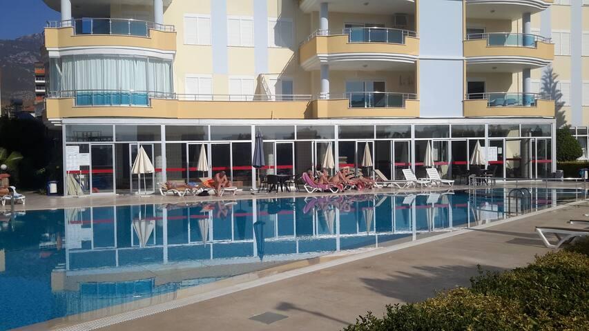 Sun Paradise - Mahmutlar - Appartement