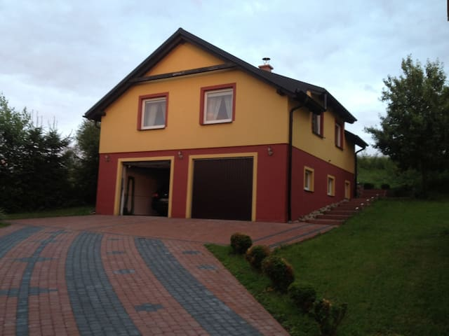 Holiday house in Chmielno Gdansk